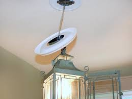 install bathroom light replace recessed light with a pendant fixture hgtv
