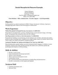 medical secretary job description medical secretary resume