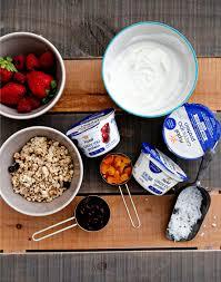 greek word for thanksgiving greek yogurt bowl
