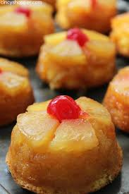 mini pineapple upside down cakes cincyshopper