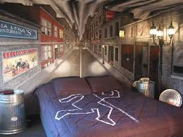 themed rooms a las vegas hotel on the gangster theme hotel room