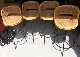 unique counter stools vintage bamboo bar stools wicker cabinet hardware room unique