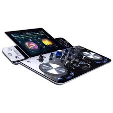 hercules dj control wave m3 2 deck bluetooth wireless usb mac