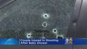 couple shot critically wounded after leaving baby shower in