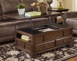 lift top coffee table with storage coffee table coffee table living room tables with storage space big