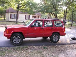 old jeep cherokee models 15