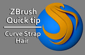 snap hair zbrush tip curve snap hair