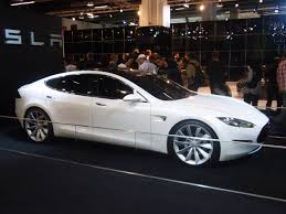 tesla model r one of the earliest tesla model s test drivers tries out 2015