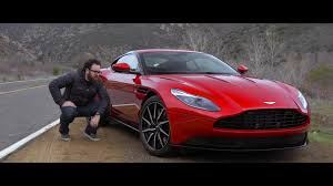 2017 aston martin db11 aston martin db11 review finds the british bruiser u201cvery very