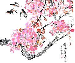 cherry blossom designs hanslodge cliparts