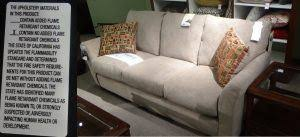 Sofas Without Flame Retardants Shopping For Furniture Check The Labels Center For