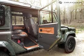 vintage range rover defender land rover defender individual customers carlex design
