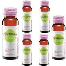 Kinohimitsu Collagen Indonesia kinohimitsu jpan drink collagen 6 daftar harga terkini dan