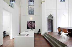 Church Converted To House by A Dutch Church In Utrecht Netherlands Is Converted Into A Chic