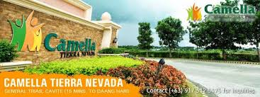 Camella Homes Drina Floor Plan Camella Homes Camella Tierra Nevada Drina House And Lot For