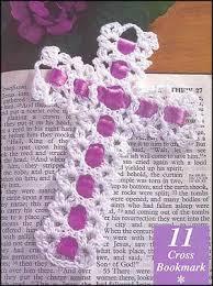imagenes religiosas a crochet cruz simulando encaje con liston manualidades pinterest encaje