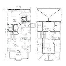 beach house floor plans design with garden stuff housing