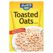 Breakfast Food Cereal Walmart Com by Hospitality Toasted Oats Cereal 18 2 Oz Walmart Com