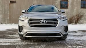 hyundai santa fe review 2017 hyundai santa fe review affordable suv more than matches its
