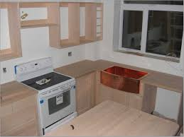 kitchen cabinets unfinished destroybmx com awesome copper farmhouse sink extraordinary unfinished kitchen
