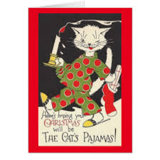 christmas postcards cat christmas cards invitations greeting photo cards zazzle