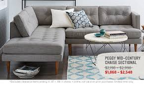 mid century sofas for sale peggy mid century chaise sectional furniture pinterest sofa sale