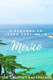 why you should learn to surf in puerto escondido surf