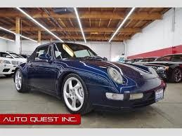 1996 porsche 911 for sale 1996 porsche 911 for sale in el paso tx carsforsale com