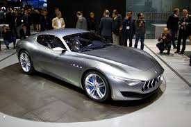 maserati concept cars 2015 maserati alfieri exclusive pictures on sale date and