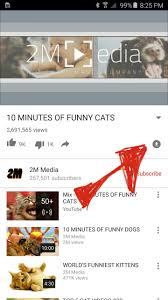 how to download youtube videos with youtube red androidguys