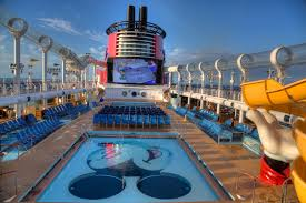 carnival sensation and the disney dream pool matthew paulson
