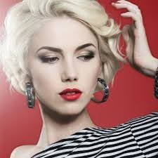 how would you style ear length hair image result for chin length hair make up style pinterest