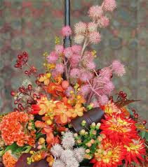 Traditional Flower Arrangement - floral designs