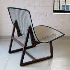 lounge chair woven wire mesh chair banker wire project