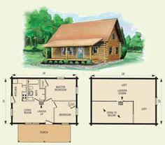 cabin house plans cabin floor loft with house plans dogwood ii log home and log