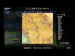 bal foyen treasure map eso skyshard locations treasure map locations and tutorials
