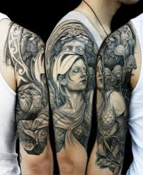 athena mythology designs half sleeve insigniatattoo com