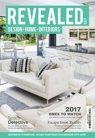 revealed design home interiors 2017 by lisa melvin issuu
