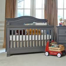 Baby 4 In 1 Convertible Cribs Million Dollar Baby Classic Louis 4 In 1 Convertible Crib With