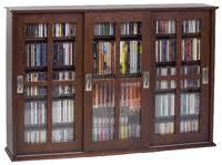 cd storage cabinet with doors dvd cd cabinet leslie dame enterprises ms 525 dvd cd storage com