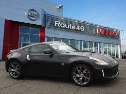 nissan coupe 2016 nissan 370z in totowa nj route 46 nissan