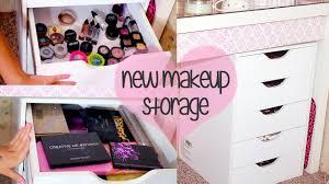 drawer design cheap ikea makeup drawers makeup storage diy ikea