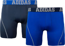 Delaware travel underwear images Adidas men 39 s sport performance climacool solid 7 39 39 boxer briefs 2