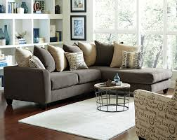 glamorous gray sectional sofa with chaise lounge 98 in small red