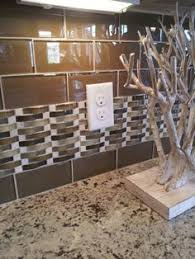 glass kitchen tile backsplash country cottage light taupe 3x6 glass subway tiles subway tile