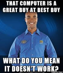 Best Buy Memes - best buy sales guy meme on imgur