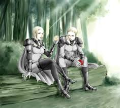claymore claymore images helena and deneve hd wallpaper and background