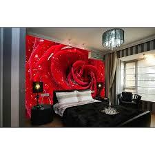 Aliexpress Home Decor Aliexpress Com Buy Fashion 3d Home Decor Beautiful Rose Flower