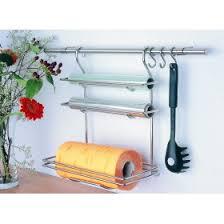 porte rouleaux de cuisine porte rouleau acier equip 2000 ustensiles et accessoires