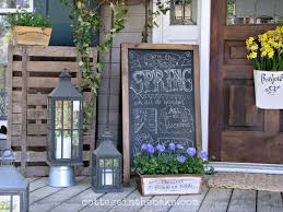 Pinterest Spring Home Decor by Front Porch Decorations 1000 Images About Front Decor Spring On
